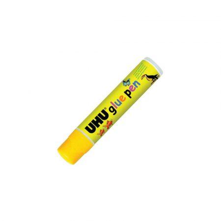 klej w płynie 1 alibiuro.pl Klej Glue Pen 50ml do papieru UHU 40180 16