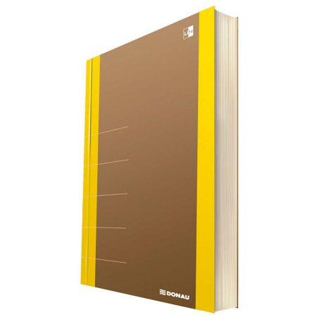 kołonotatnik 4 alibiuro.pl Notatnik DONAU Life organizer 165x230mm 80 kart. żółty 7