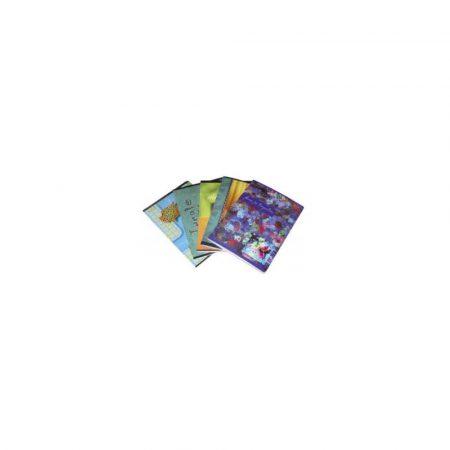 kołozeszyt 1 alibiuro.pl A5 16 kartek zeszyt w kratkę mix 13