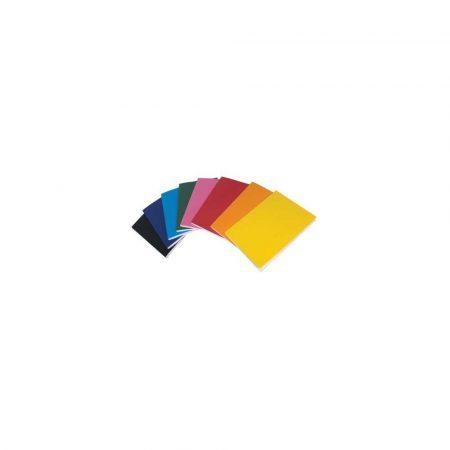 kołozeszyt 1 alibiuro.pl A5 96 kartki zeszyt w kratkę w oprawie półtwardej Rainbow 9563750 Herlitz 9