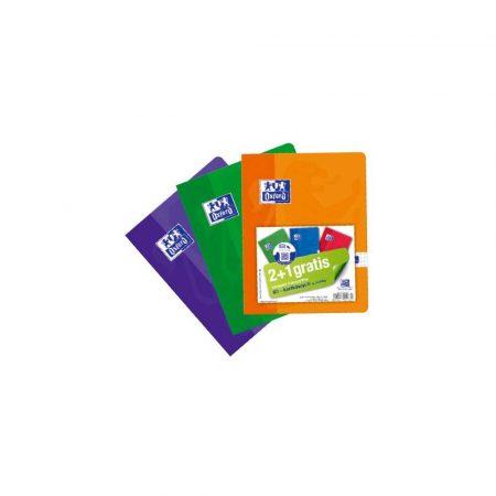 kołozeszyty 1 alibiuro.pl Zeszyt A5 60 kartek w kratkę w oprawie miękkiej mix ESSE OXFORD 100302236 48