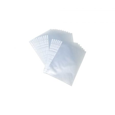 koszulki groszkowe 1 alibiuro.pl 2038 Koszulki groszkowe A4 45 mic. 100 szt. Bantex 88