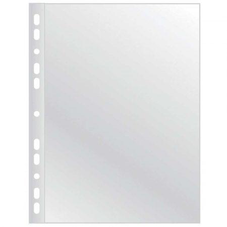 koszulki groszkowe 4 alibiuro.pl Koszulki na dokumenty OFFICE PRODUCTS PP A4 krystal 55mikr. 100szt. w pudełku 27