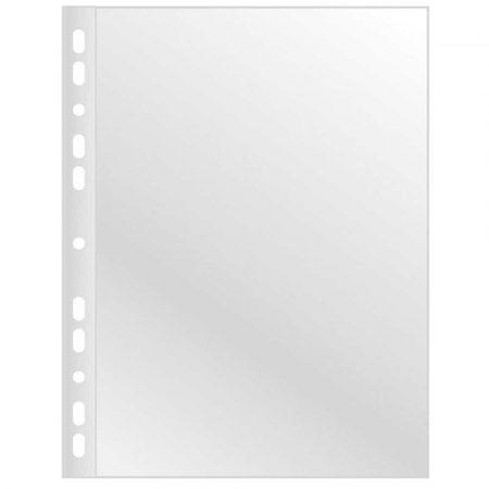 koszulki groszkowe 4 alibiuro.pl Koszulki na dokumenty Q CONNECT PP A4 krystal 120mikr. 100szt. w pudełku 83