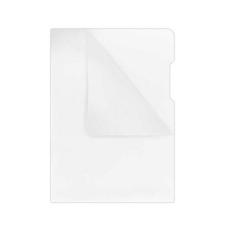 koszulki krystaliczne 4 alibiuro.pl Obwoluta DONAU typu L PP A4 krystal 180mikr. transparentna 75