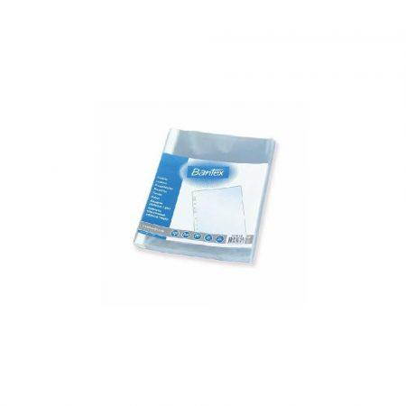 koszulki z klapką 1 alibiuro.pl 100550231 Koszulki krystaliczne A4 45 mic. 100 szt. Bantex 79