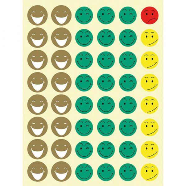 kreatywne 4 alibiuro.pl Naklejki APLI Happy Smile Rem mix kolorów 94