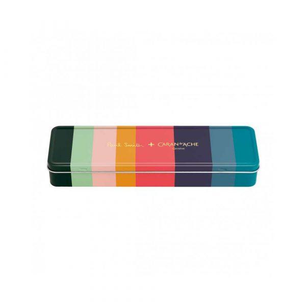 kredki pastelowe 4 alibiuro.pl Kredki CARAN D Inch ACHE Supracolor Soft Paul Smith 3 sześciokątne 8szt. mix kolorów 5