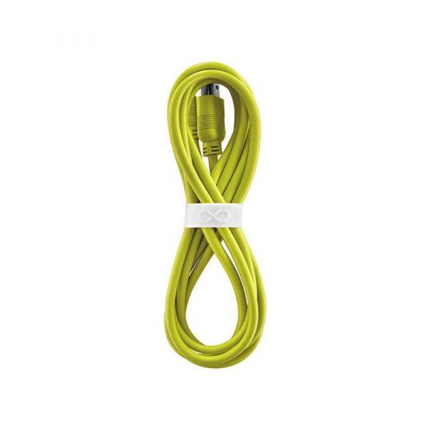 listwa przeciwpięciowa 4 alibiuro.pl Uniwersalny kabel USB 2.0 do USB C EXC Whippy 2m limonkowy 28
