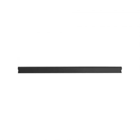 listwy wsuwane 4 alibiuro.pl Listwa zaciskająca DONAU PVC A4 4mm do 40 kartek czarna 8