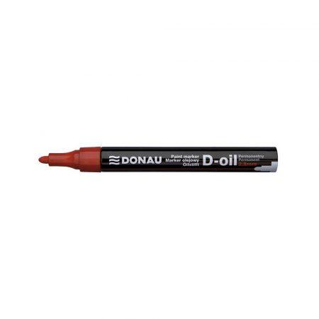 marker olejowy 4 alibiuro.pl Marker olejowy DONAU D Oil okrągły 2 8mm czerwony 19