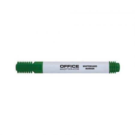 marker suchościeralny 4 alibiuro.pl Marker do tablic OFFICE PRODUCTS okrągły 1 3mm linia zielony 48