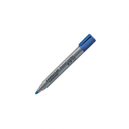 markery 1 alibiuro.pl 356 Marker Flipchart z końcówką paraboliczną Staedtler niebieski 12
