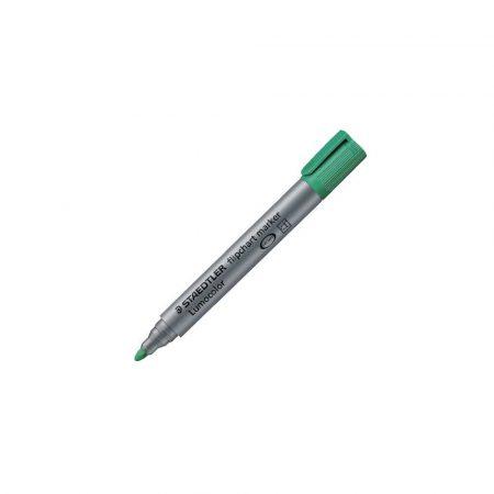 markery 1 alibiuro.pl 356 Marker Flipchart z końcówką paraboliczną Staedtler zielony 87