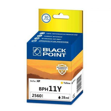 materiały eksploatacyjne 3 alibiuro.pl BPH11Y Ink Tusz BP HP BLIS BlackPoint BPH11Y SGH4838BGYW 29