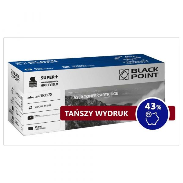 materiały eksploatacyjne 3 alibiuro.pl LBPKTK3170 Toner BP S TK 3170 BlackPoint LBPKTK3170 BLKYOTK3170BCBW 7