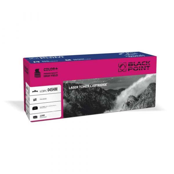 materiały eksploatacyjne 3 alibiuro.pl LCBPC045HM Toner BP Canon CRG 045HM BlackPoint LCBPC045HM BLC045HBMBW 64