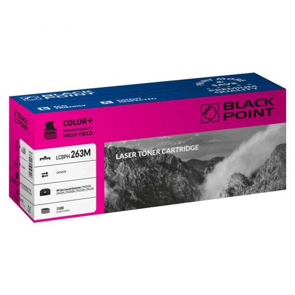 materiały eksploatacyjne 3 alibiuro.pl LCBPH263M Toner BP HP CE263A BlackPoint LCBPH263M BLH4025BMBW 79