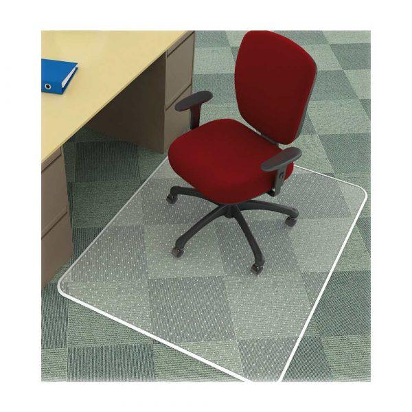maty pod krzesła 4 alibiuro.pl Mata pod krzesło Q CONNECT na dywany 120x90cm prostokątna 72