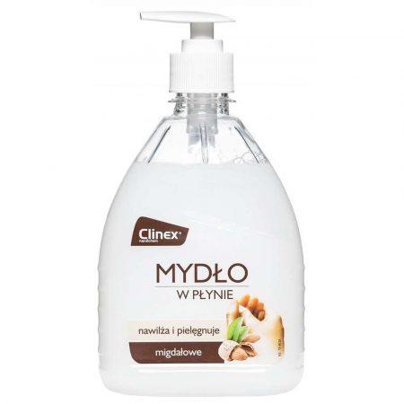 mydło antybakteryjne 4 alibiuro.pl Mydło w płynie CLINEX Liquid Soap 500ml 18
