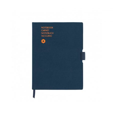 notatniki 4 alibiuro.pl Notatnik CARAN D Inch ACHE Office A5 192 kart. niebieski 20