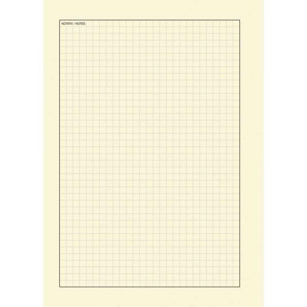 notatniki 4 alibiuro.pl Notatnik DONAU Life organizer 165x230mm 80 kart. pomarańczowy 49