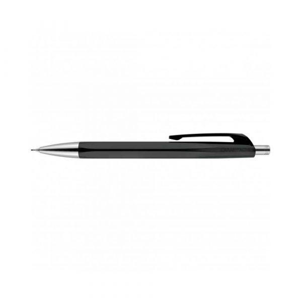 ołówki drewniane 4 alibiuro.pl Ołówek automatyczny CARAN D Inch ACHE 884 Infinite czarny 17