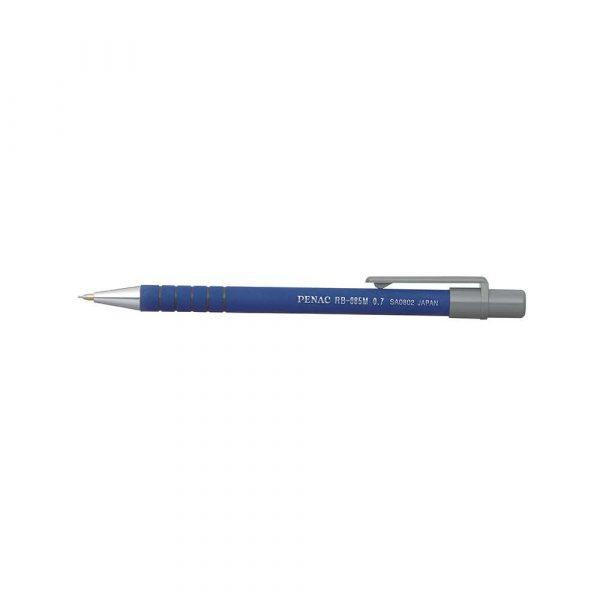 ołówki drewniane 4 alibiuro.pl Ołówek automatyczny PENAC RB085 0 7mm niebieski 61