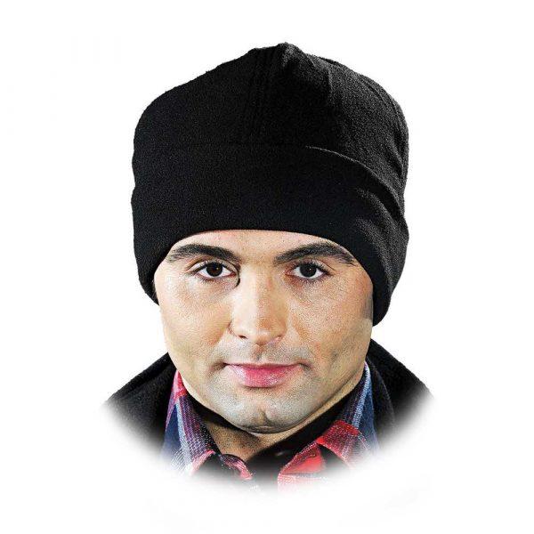 ochrona głowy 2 alibiuro.pl CZAPKA OCIEPLANA OCHRONNA CZPOL 44