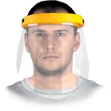 ochrona oczu i twarzy 2 alibiuro.pl OSŁONA TWARZY OTFS VI BRA 70