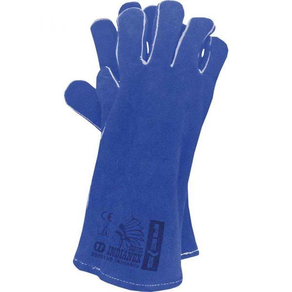 ochrona rąk 2 alibiuro.pl RĘKAWICE OCHRONNE RSPBLUE INDIANEX 65