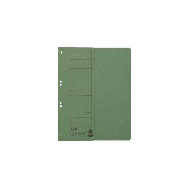 organizacja dokumentów 1 alibiuro.pl 21451 Skoroszyt oczkowy 1 2 Elba zielony 95