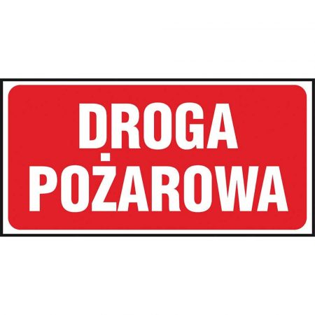 oznakowanie 2 alibiuro.pl ZNAK BEZPIECZEŃSTWA Z 45P PT 200x400 60