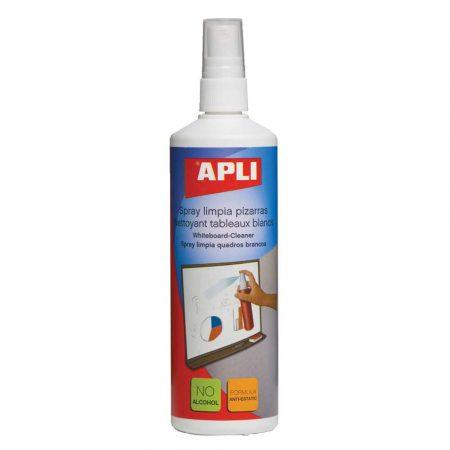 płyny 4 alibiuro.pl Spray do tablic suchościeralnych APLI 250ml 84
