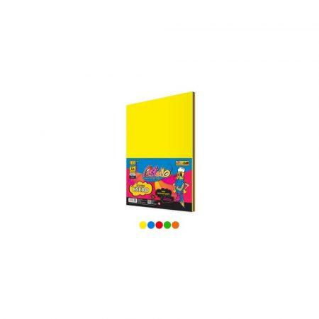 papier kolorowy 1 alibiuro.pl Papier ksero A4 80 g 100 arkuszy mix 5 kolorów INTENSYWNY Pastello 97
