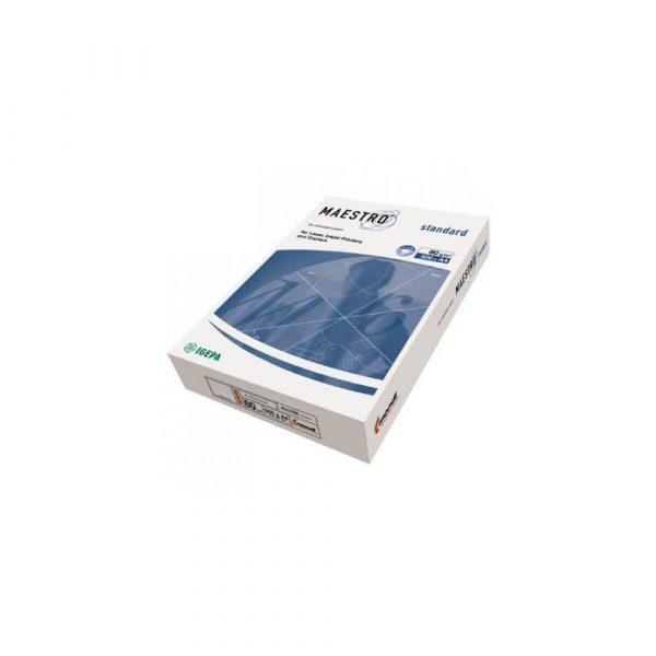 papier ksero 1 alibiuro.pl A3 MAESTRO Standard Plus 80 g 500 ark. papier ksero 61