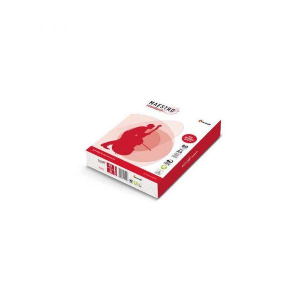 papier ksero 1 alibiuro.pl A4 MAESTRO Standard Plus 80 g 500 ark. papier ksero 40