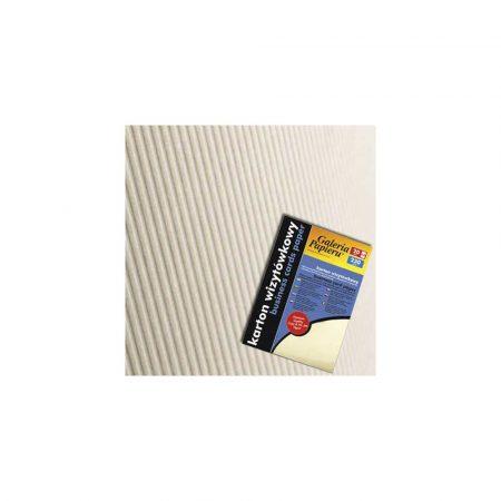 papier ozdobny 1 alibiuro.pl Karton ozdobny standard 230g Linie kremowy 20 ark Galeria Papieru 43