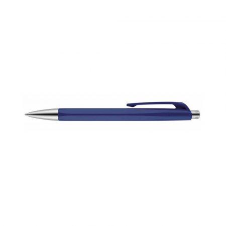 pióra żelowe 4 alibiuro.pl Długopis CARAN D Inch ACHE 888 Infinite M niebieski 25