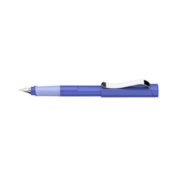 pióra szkolne 4 alibiuro.pl Pióro wieczne SCHNEIDER Base M niebieskie wersja dla leworęcznych 60