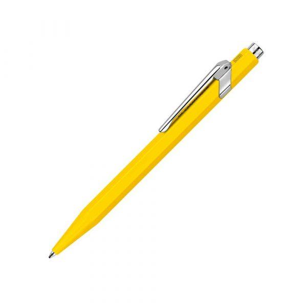 pióro żelowe 4 alibiuro.pl Długopis CARAN D Inch ACHE 849 Classic Line M żółty 56