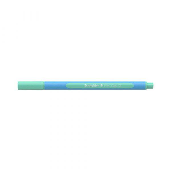 pióro żelowe 4 alibiuro.pl Długopis SCHNEIDER Slider Edge Pastel XB miętowy 65