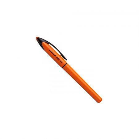 pióro kulkowe 1 alibiuro.pl UBA 188EL M AIR Micro Pióro kulkowe wkład niebieski UNI pomarańczowy 88