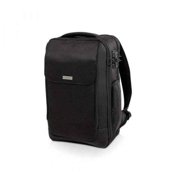 plecak komputerowy 4 alibiuro.pl Plecak KENSINGTON SecureTrek 15 6 Inch 298x457x170mm czarny 72