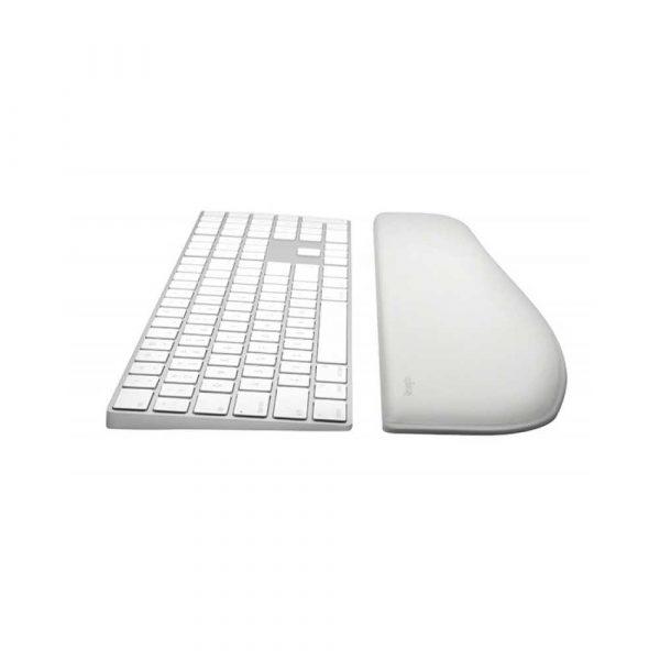 podkładki ergonomiczne pod klawiatury 4 alibiuro.pl Podkładka pod nadgarstek KENSINGTON Ergosoft do klawiatury płaskiej szara 31