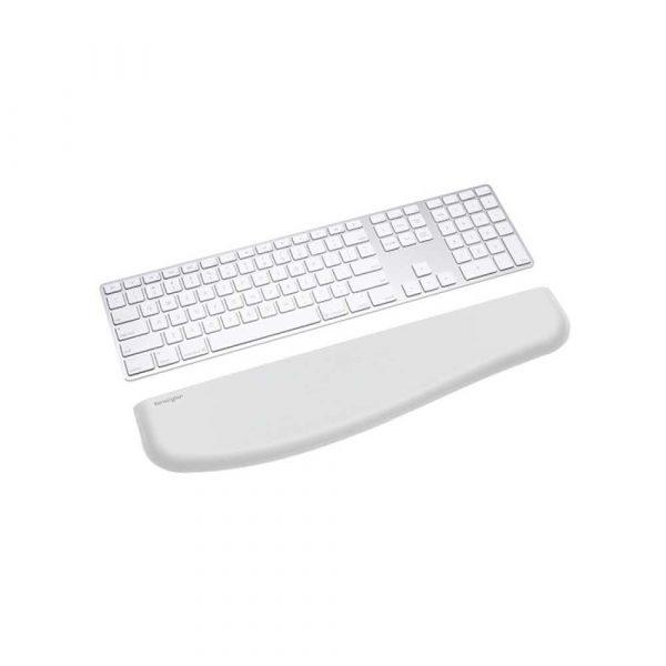 podkładki ergonomiczne pod klawiatury 4 alibiuro.pl Podkładka pod nadgarstek KENSINGTON Ergosoft do klawiatury płaskiej szara 69