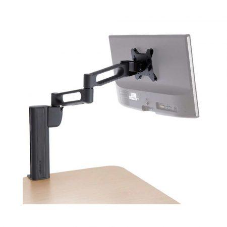 podstawka pod laptopa 4 alibiuro.pl Uchwyt na monitor KENSINGTON SmartFit rozszerzony czarny 74