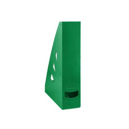 pojemniki na dokumenty 4 alibiuro.pl Pojemnik na dokumenty OFFICE PRODUCTS ażurowy A4 zielony 51