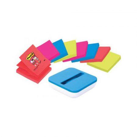 post ity 4 alibiuro.pl Karteczki samoprzylepne Post it Z Notes VAL SS8P R330 76x76mm 8x90 kart. mix kolorów 34