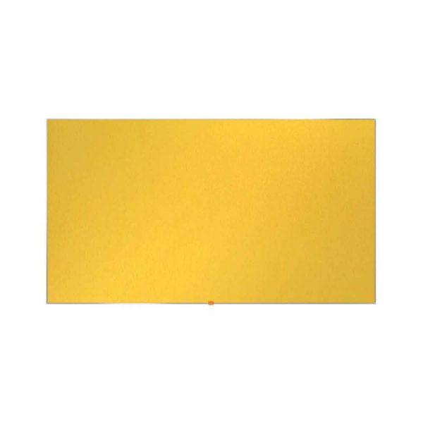 prezentacja multimedialna 4 alibiuro.pl Tablica filcowa NOBO 72x41cm panoramiczna 32 Inch żółta 24